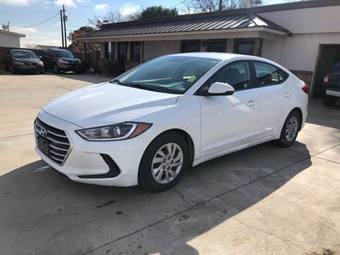 2017 Hyundai Elantra for sale at Texas Auto Broker in Killeen TX