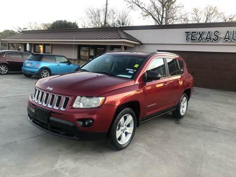 2011 Jeep Compass for sale at Texas Auto Broker in Killeen TX