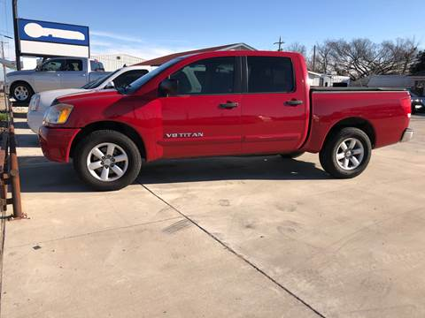2010 Nissan Titan for sale at Texas Auto Broker in Killeen TX