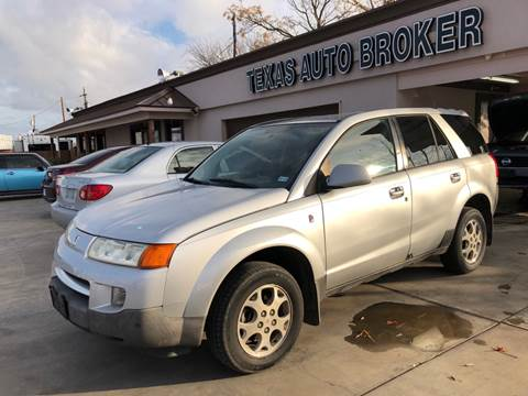 2005 Saturn Vue for sale at Texas Auto Broker in Killeen TX