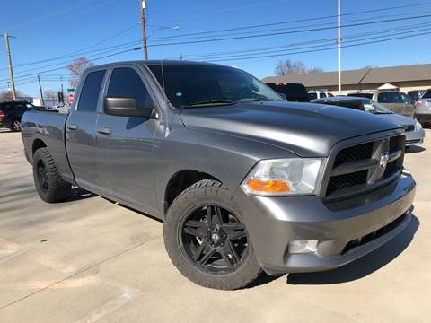 2012 RAM Ram Pickup 1500 for sale at Texas Auto Broker in Killeen TX