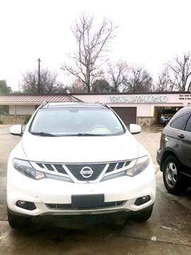 2013 Nissan Murano for sale at Texas Auto Broker in Killeen TX