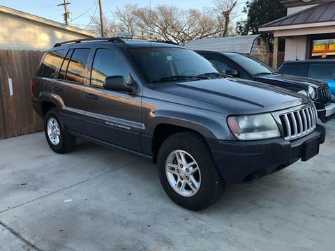 2004 Jeep Grand Cherokee for sale at Texas Auto Broker in Killeen TX