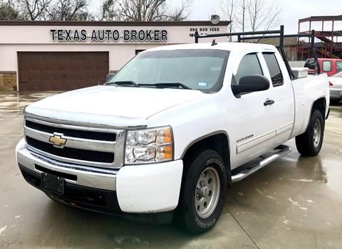 2009 Chevrolet Silverado 1500 for sale at Texas Auto Broker in Killeen TX