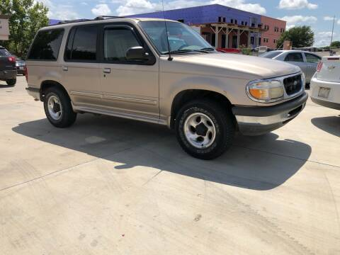 1998 Ford Explorer for sale at Texas Auto Broker in Killeen TX