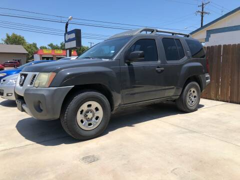2009 Nissan Xterra for sale at Texas Auto Broker in Killeen TX