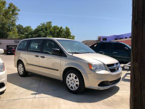 2014 Dodge Grand Caravan for sale at Texas Auto Broker in Killeen TX
