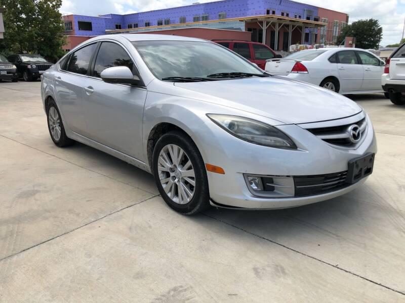 2009 Mazda MAZDA6 for sale at Texas Auto Broker in Killeen TX