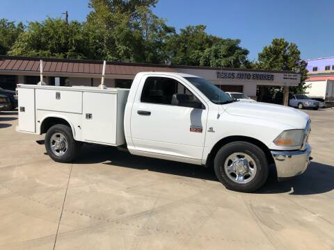 2012 RAM Ram Pickup 2500 for sale at Texas Auto Broker in Killeen TX