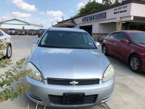 2011 Chevrolet Impala for sale at Texas Auto Broker in Killeen TX
