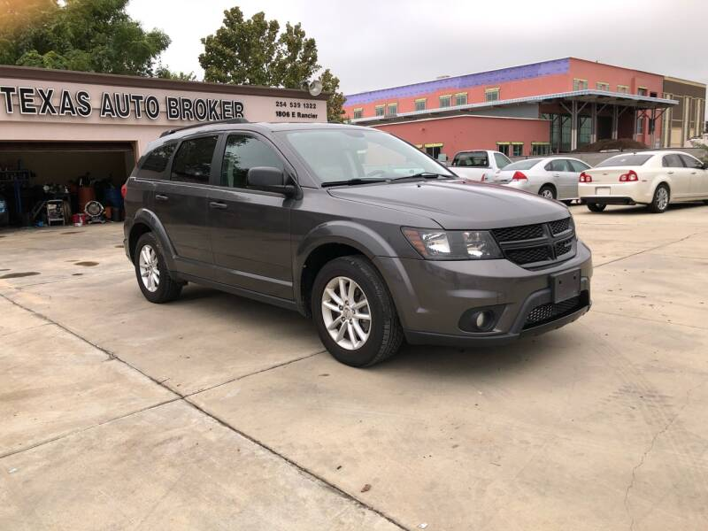 2014 Dodge Journey for sale at Texas Auto Broker in Killeen TX