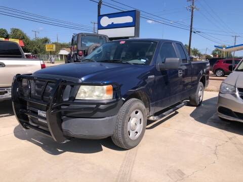 2007 Ford F-150 for sale at Texas Auto Broker in Killeen TX