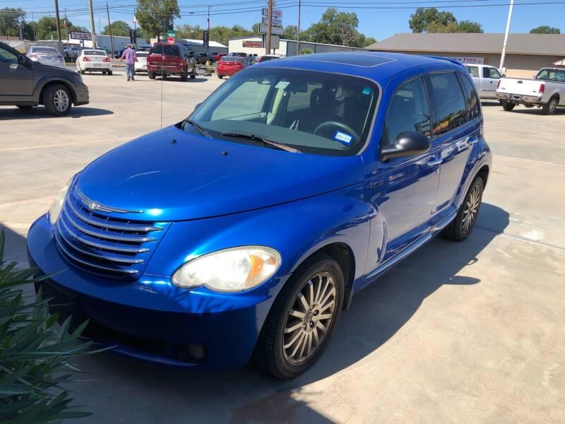 2006 Chrysler PT Cruiser for sale at Texas Auto Broker in Killeen TX