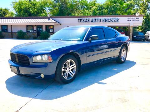 2006 Dodge Charger for sale at Texas Auto Broker in Killeen TX