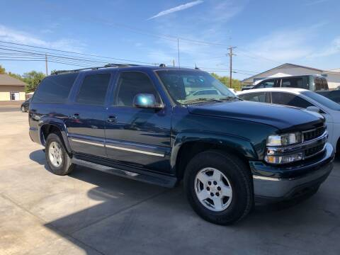 2005 Chevrolet Suburban for sale at Texas Auto Broker in Killeen TX