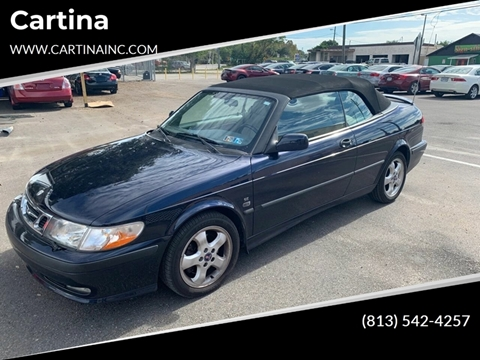 2001 Saab 9-3 for sale in Tampa, FL
