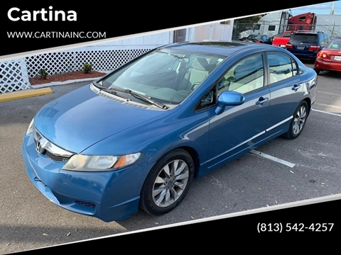 2009 Honda Civic for sale in Tampa, FL