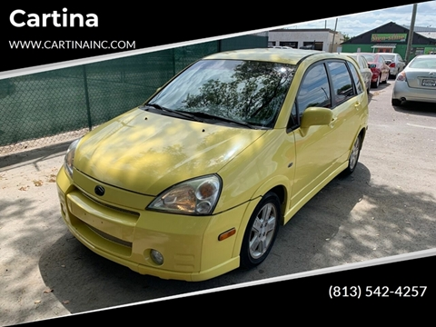 2003 Suzuki Aerio for sale in Tampa, FL