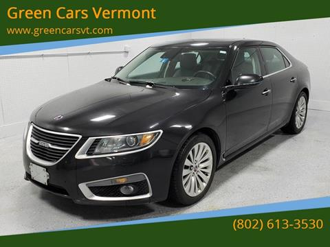 2011 Saab 9-5 for sale in Montpelier, VT