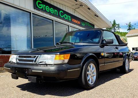 1993 Saab 900 for sale in Montpelier, VT