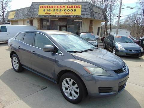 2008 Mazda CX-7 for sale at Courtesy Cars in Independence MO