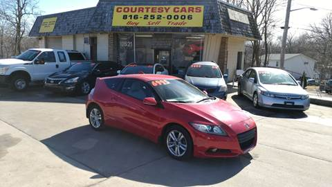 2011 Honda CR-Z for sale in Independence, MO