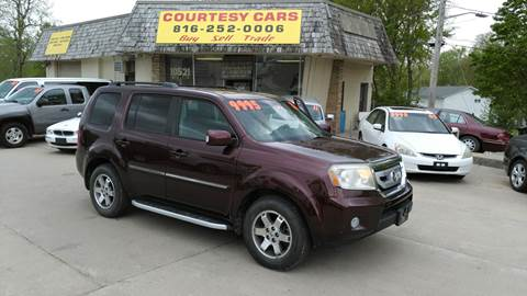 2011 Honda Pilot for sale in Independence, MO