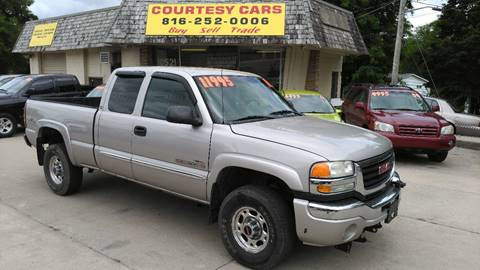 2005 GMC Sierra 2500HD for sale in Independence, MO