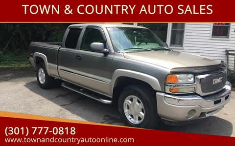 Country Auto Sales >> Town Country Auto Sales Car Dealer In Cumberland Md