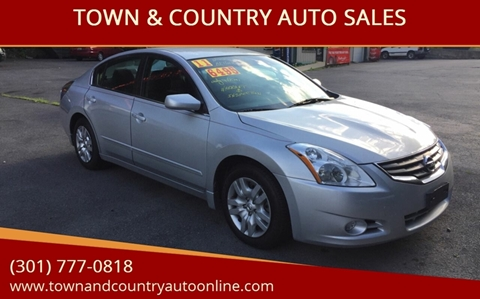 Town And Country Auto Sales >> Town Country Auto Sales Cumberland Md Inventory Listings