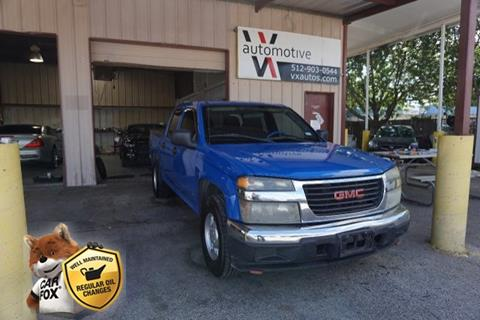 2007 GMC Canyon for sale in Round Rock, TX