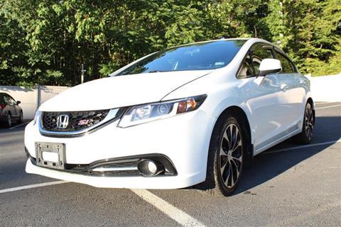 2013 Honda Civic for sale in Fredericksburg, VA