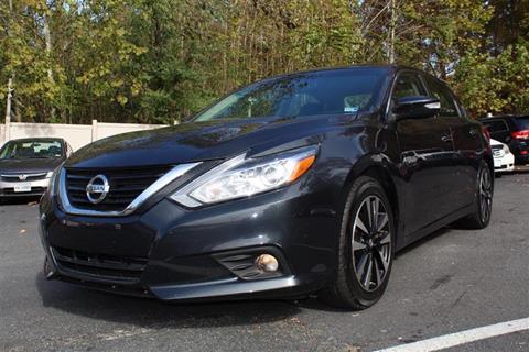 2018 Nissan Altima for sale in Fredericksburg, VA