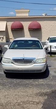 2004 Lincoln Town Car for sale at Dependable Auto Sales in Montgomery AL