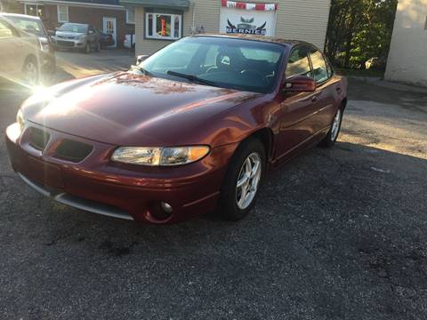 2000 Pontiac Grand Prix for sale in Grand Rapids, MI