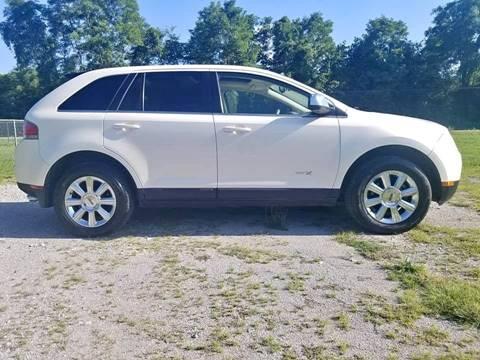 Used Cars Huntsville Al >> 2007 Lincoln Mkx For Sale In Huntsville Al