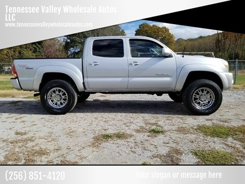 2006 Toyota Tacoma for sale in Huntsville, AL