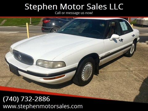 1999 Buick LeSabre for sale at Stephen Motor Sales LLC in Caldwell OH