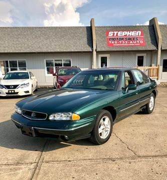 1996 Pontiac Bonneville for sale at Stephen Motor Sales LLC in Caldwell OH
