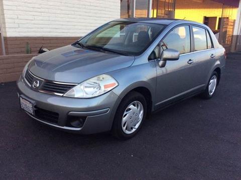 2008 Nissan Versa For Sale In Tucson Az Carsforsale