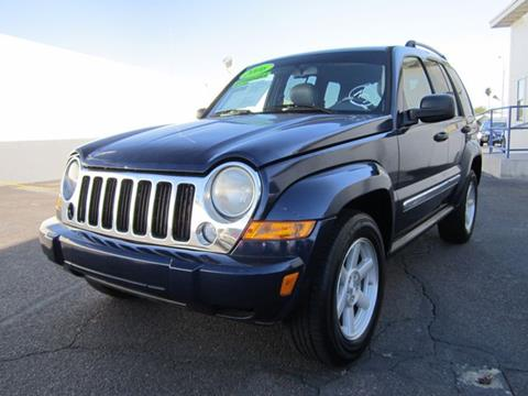 2006 Jeep Liberty for sale in Glendale, AZ