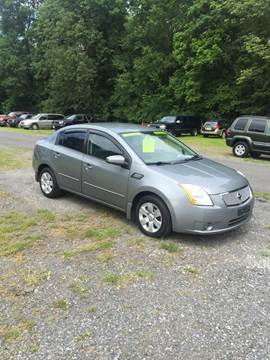 2009 Nissan Sentra for sale at J.W. Auto Sales INC in Flemington NJ