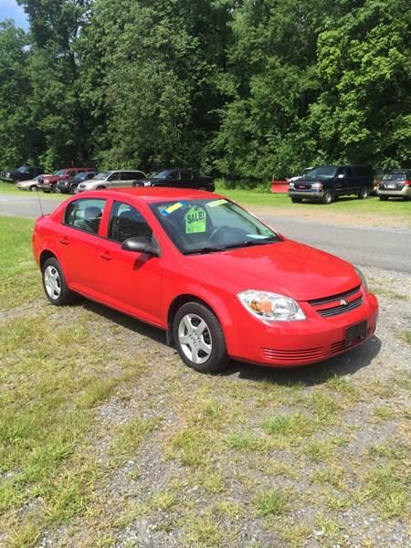 2008 Chevrolet Cobalt for sale at J.W. Auto Sales INC in Flemington NJ