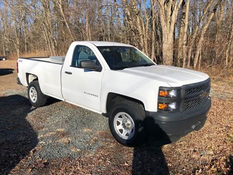 2014 Chevrolet Silverado 1500 Work Truck for sale at J.W. Auto Sales INC in Flemington NJ