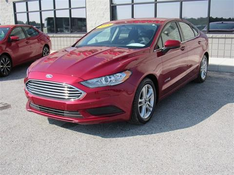 2018 Ford Fusion Hybrid for sale in Oostburg, WI