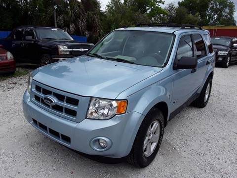 Ford Escape Hybrid For Sale >> Used Ford Escape Hybrid For Sale In Florida Carsforsale Com