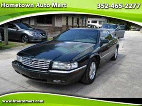 2000 Cadillac Eldorado For Sale In Florida Carsforsale Com