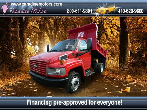 2003 Chevrolet C4500 for sale in Elkton, MD