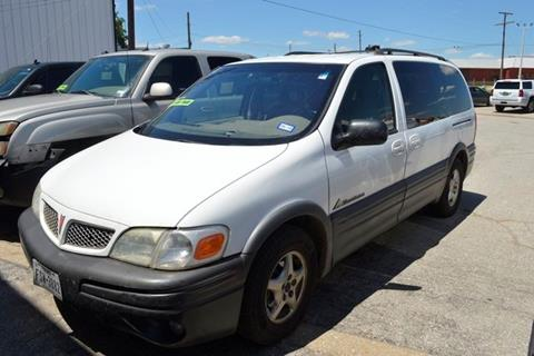 2002 Pontiac Montana for sale in Burkburnett, TX