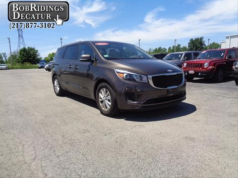 2017 Kia Sedona For Sale in Illinois - Carsforsale.com®